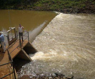 Oberá espera la financiación para la obra de ampliación de la red de agua domiciliaria