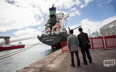 Parque Industrial: menos del 10% de las empresas utiliza el puerto de Mar del Plata para exportar