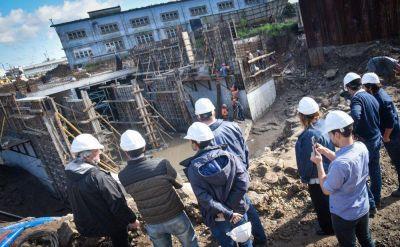 Destacan el impacto que tendrá la obra del Arroyo del Barco
