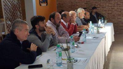 El Peronismo del Mar del Plata presente en la reunión de Presidentes del PJ de la 5ta Sección Electoral
