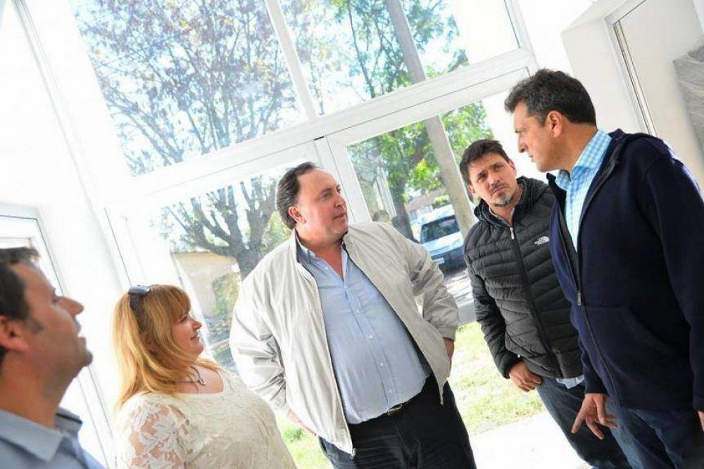 Massa no quiere más fugas, parte 2: el líder del FR, otra vez de gira con su gente