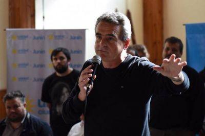Rossi rechazó el acuerdo con el FMI y propuso que esa decisión sea discutida en el Congreso