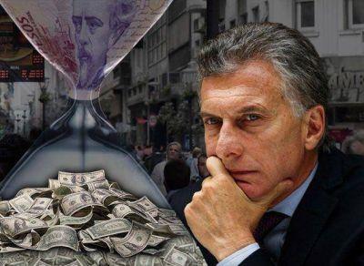 Dólar indomable: el mercado y el FMI dejan a Macri sin margen para una devaluación con