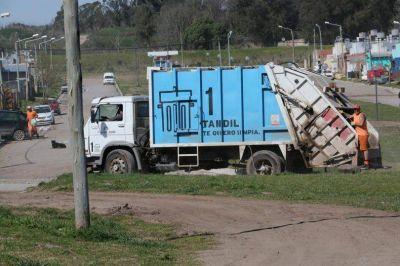 Los residuos en partes de la ciudad no se recogen por falta de unidades para la cantidad de recorridos
