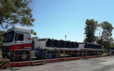 Acindar puso en las rutas argentinas el primer vehículo escalable
