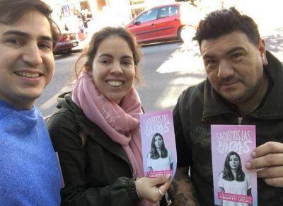 Mar del Plata se sumó al timbreo nacional en contra de la Ley del aborto
