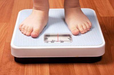 Advierten que casi la mitad de los niños tienen sobrepeso y obesidad