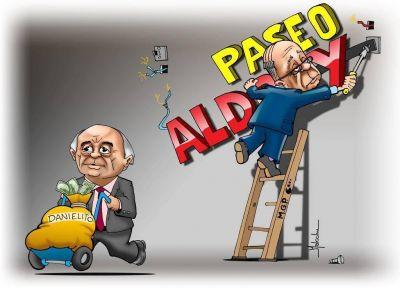 El Grupo Aldrey cobra subsidios encubiertos y prebendas que componen el gasto público