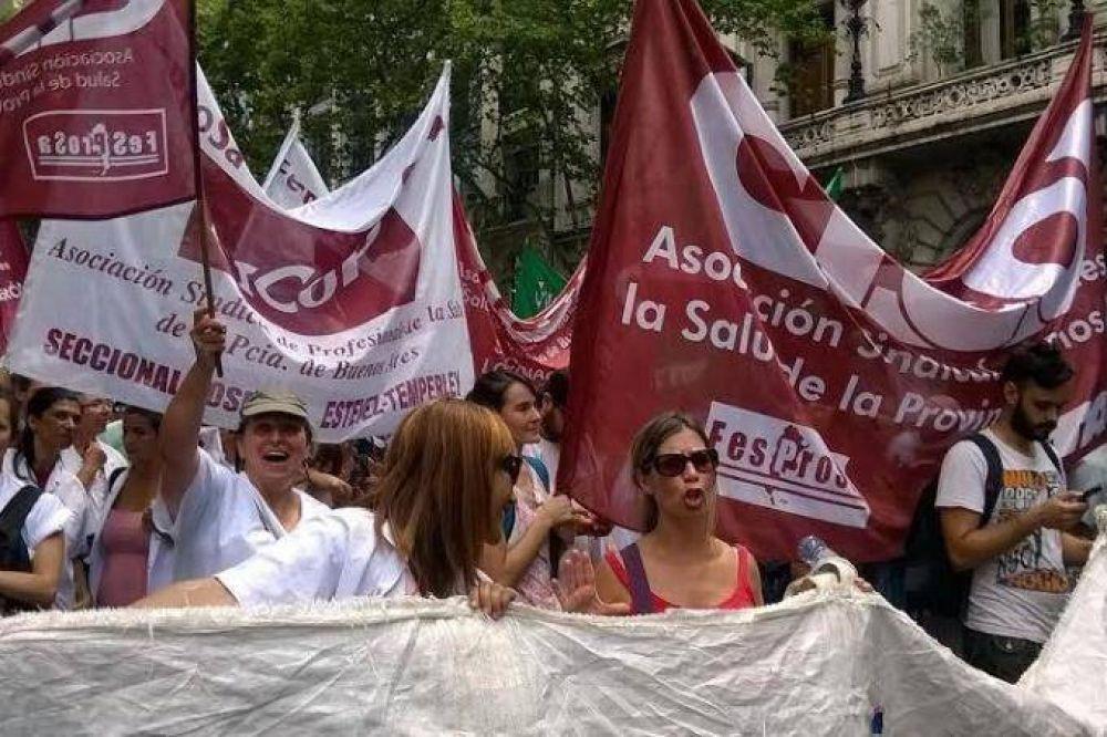 """Cicop tildó como un """"fracaso"""" la reunión que mantuvo con el gobierno bonaerense por salarios"""