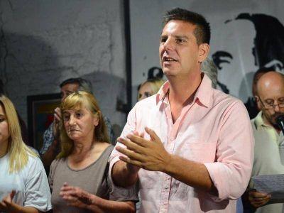 Como referente de Urtubey, Gonzalo Atanasof se reincorpora al escenario peronista