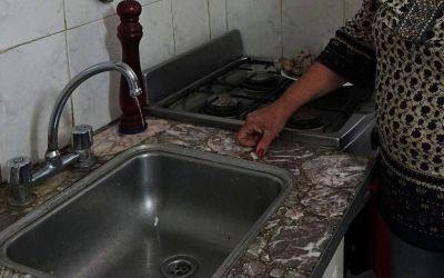 Aumentan los reclamos por la baja presión del agua