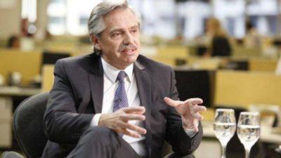 Alberto Fernández presentó el Grupo Callao