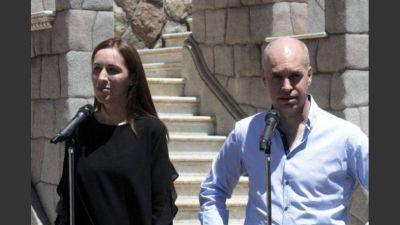 El macrismo intenta despegar de la crisis a Vidal y a Larreta