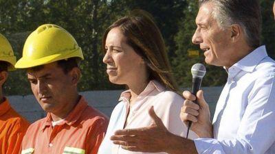 Macri vuelve a mostrarse con Vidal y anuncia una nueva red de Metrobuses