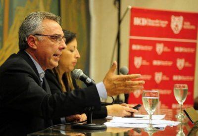 Zamora le apuntó a Macri por la falta de cloacas en Tigre