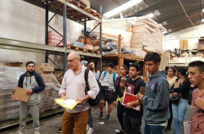 ARLOG capacita a jóvenes en logística