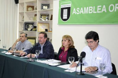 Pasteleros definirá el próximo lunes la junta electoral