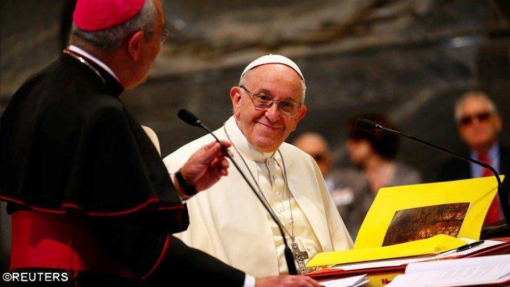 El Papa a la Diócesis de Roma: