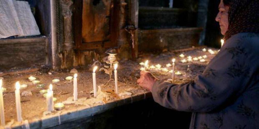 Un sacerdote y tres diáconos asesinados por yihadistas en Irak podrían ser canonizados pronto