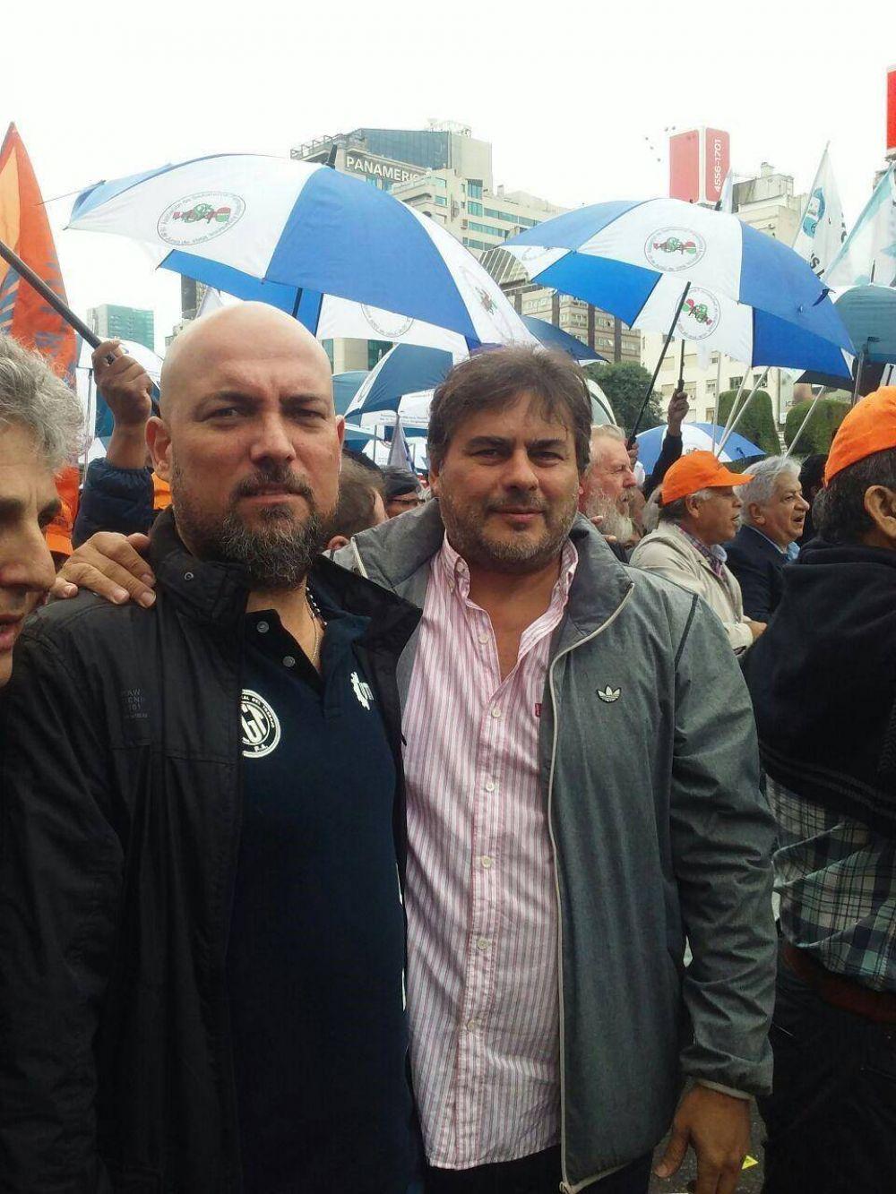 """Horacio Jerez: """"Es preocupante la situación económica"""""""