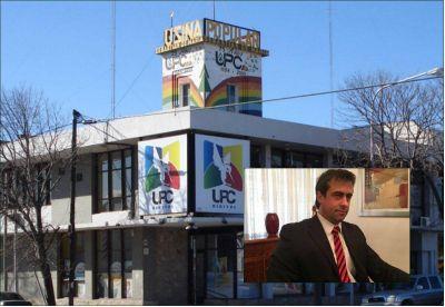 Confirmaron la suspension preventiva y denuncia penal contra Francisco Medina por los cheques faltantes en la UPC