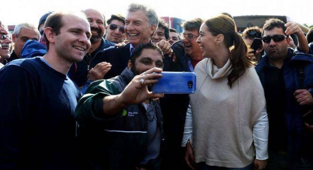 En su hora más crítica, el gobierno definió que hay que abrazarse a Vidal