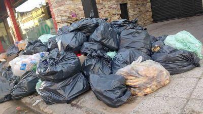 Preocupación por la acumulación de residuos