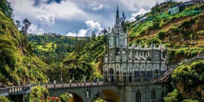 Las Lajas: la iglesia colombiana levantada sobre un abismo