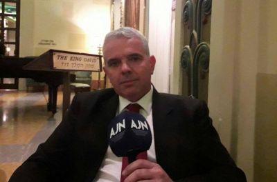 """Cancillería israelí: """"Estamos viviendo los resultados del trabajo y compromiso con Latinoamérica"""""""