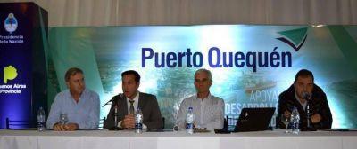 Apertura de la Semana del Trigo en Puerto Quequén