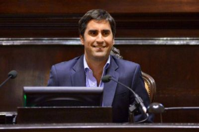 Manuel Mosca declaró bienes por casi 4 millones de pesos