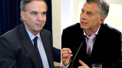 Pichetto le da tiempo hasta el martes a Macri por las tarifas