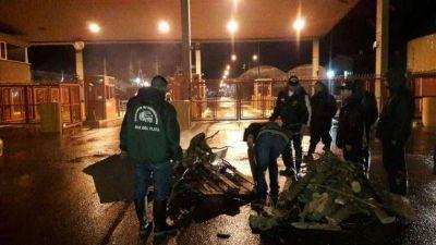 La hermana de Moyano lidera un bloqueo en el puerto de Mar del Plata