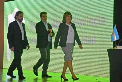 """Patricia Bullrich: """"Los números de seguridad en Mar del Plata dan bien"""""""