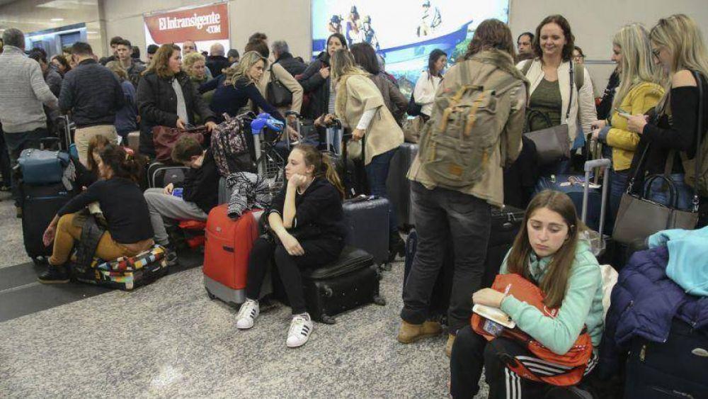 Conflicto en LAN: dictaron la conciliación obligatoria y hoy hay vuelos