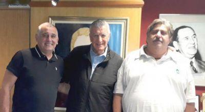 Interna sindical: Pignanelli apoyó a Gioja mientras Triaca intentaba acordar con Barrionuevo