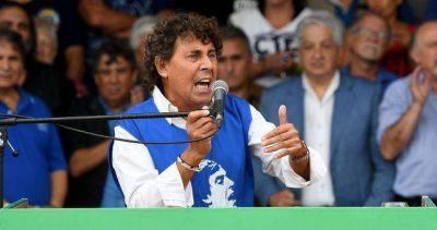 """""""El acuerdo con el FMI es mortal para la democracia"""""""