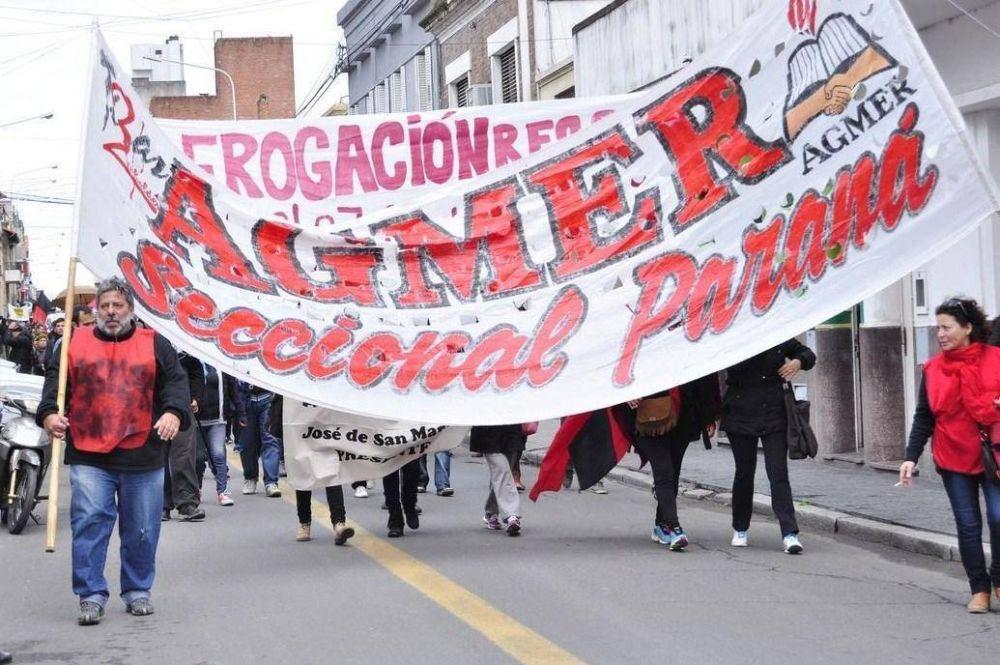 Entre Ríos: Docentes votaron la aceptación de la propuesta salarial