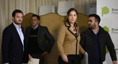 Vidal busca aliados en el PJ para aprobar el recorte de impuestos