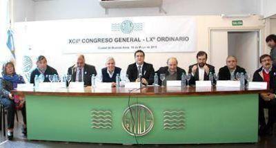 El Congreso Ordinario de la FeNTOS aprobó la Memoria y Balance