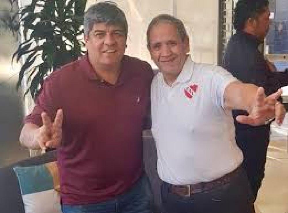 Confirman dupla Moyano-Palazzo para disputar la conducción de la CGT en agosto