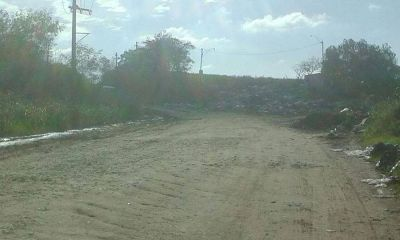 Basural municipal: limitan el ingreso con bolsas de residuos