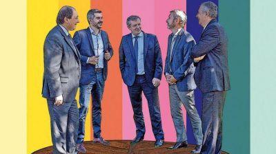 Vidal-Macri: planteo a solas en Olivos