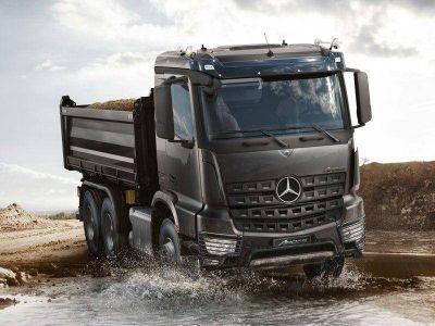 Cómo son los nuevos camiones de Mercedes-Benz en Argentina