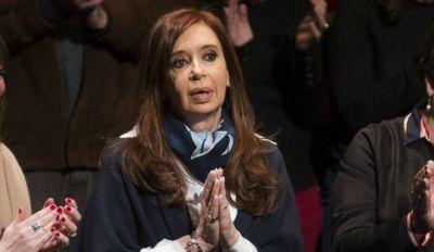 El NO a Cristina, la consigna que pierde peso en el PJ con la caída de Macri en las encuestas