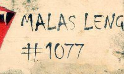 Malas lenguas 1077
