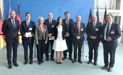 El senador Lucas Fiorini participó de un importante programa de estudios en Alemania