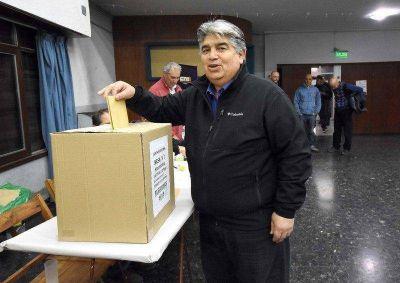 Elecciones en Luz y Fuerza MDP: Rigane resultó reelecto