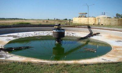 El municipio espera por la ayuda de Provincia y Nación para construir una nueva planta depuradora