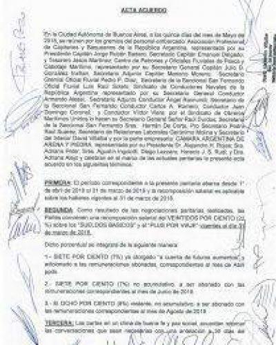 Liberado de la intervención de Triaca, el SOMU San Fernando destrozó el techo salarial